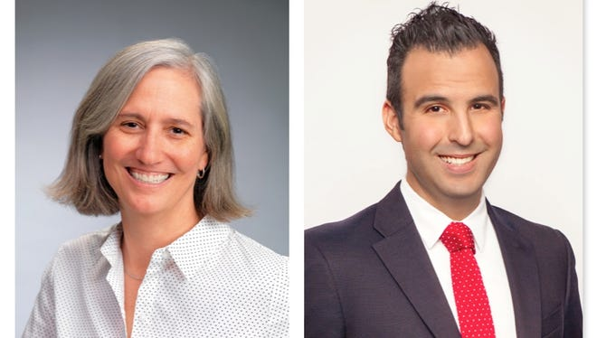 Reno Councilwoman Jenny Brekhus and immigration lawyer Victor Salcido are running for Ward 1 on the Reno City Council.