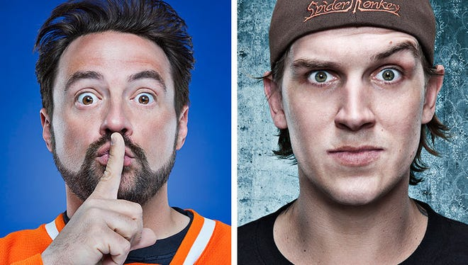 """""""Jay & Silent Bob Get Old"""" with Kevin Smith and Jason Mewes."""