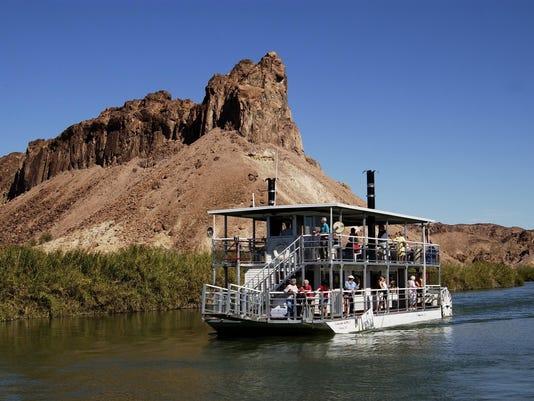 Colorado King River Cruise