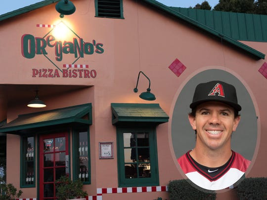 Tuffy Gosewisch's favorite dish from Oregano's is the