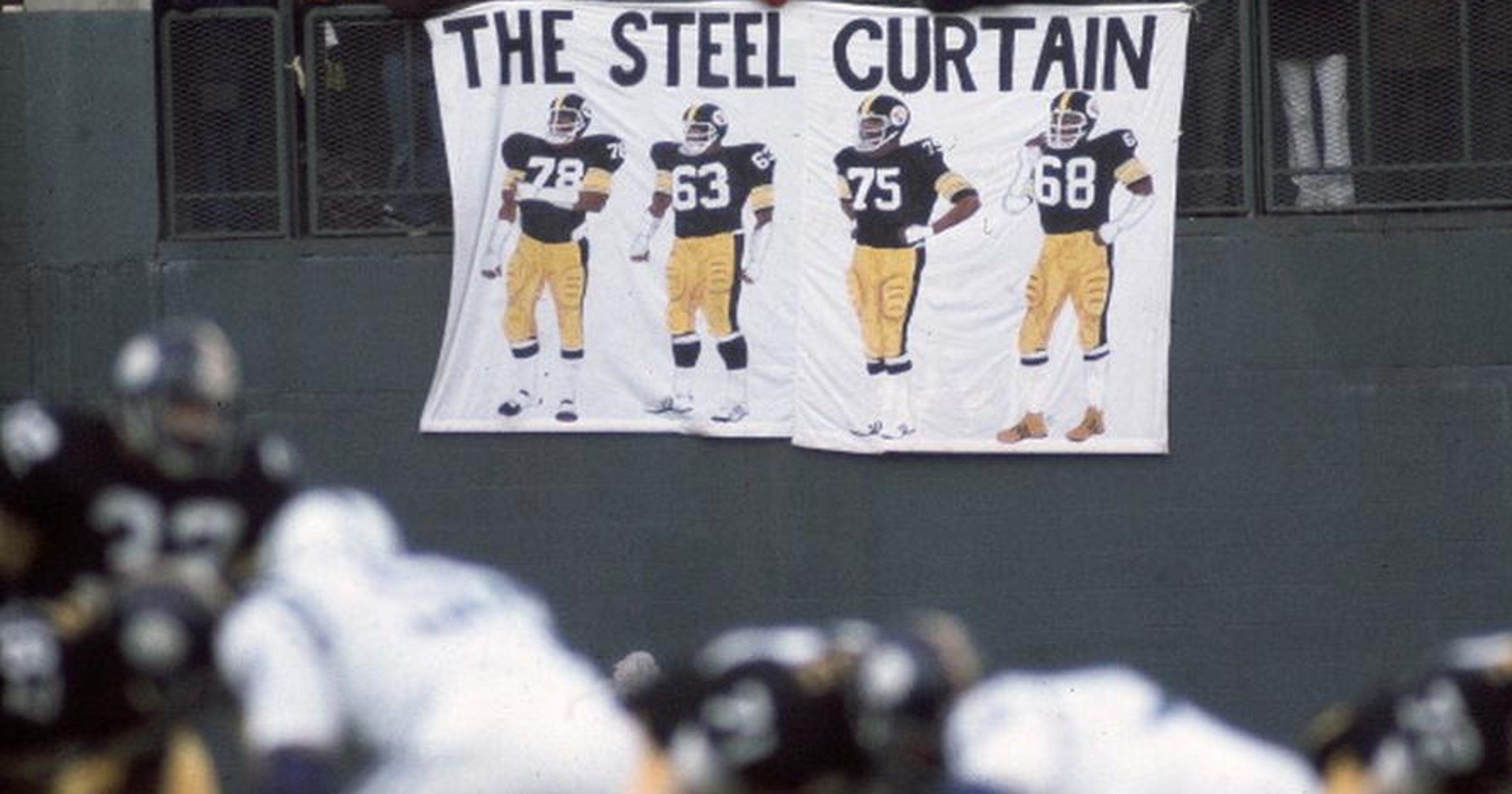 How The Steel Curtain Got Its Name