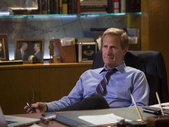 Chelsea hometown star Jeff Daniels stars as Will McAvoy