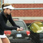 Northville senior Emma Worley, headed to Nebraska, was named All-Area Girls Tennis Player of the Year once again.