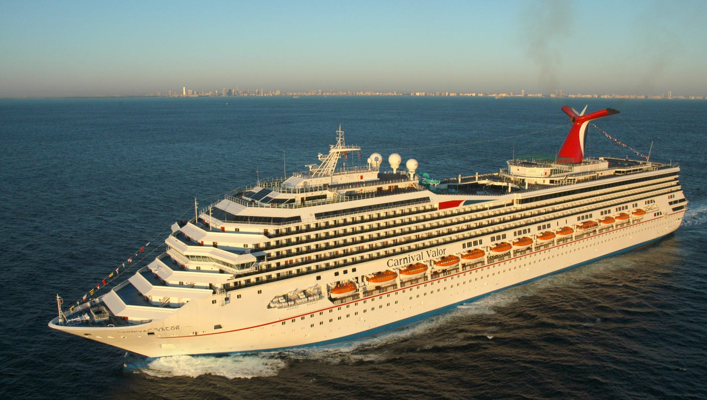 Cruises Out Of Galveston Texas Could Resume By Saturday - Cruises out of galveston 2015