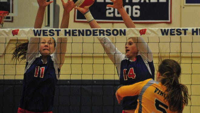 West Henderson will hold its youth volleyball camp next month at the high school.