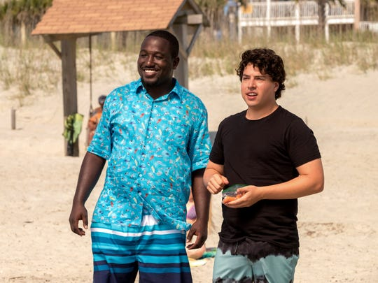 Hannibal Buress and Jon Bass as Ronnie appear in a