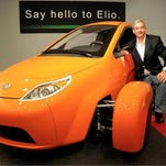 Elio Motors Elio P4 prototype