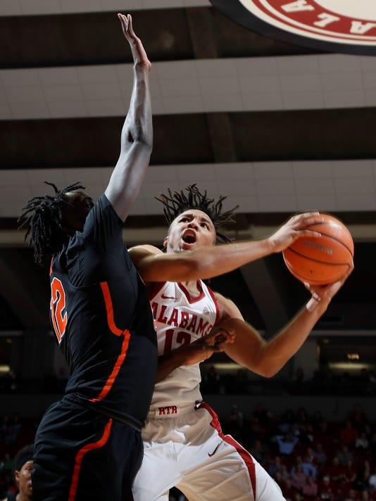 Alabama men's basketball