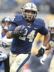 Conner took the ACC by storm in 2014 by rushing for