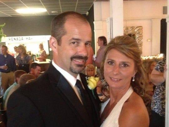 Lee Tartt and wife Debra