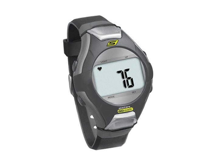 Get the Skechers Heart Rate Monitor Watch for 86% off, with an additional 10% for members!