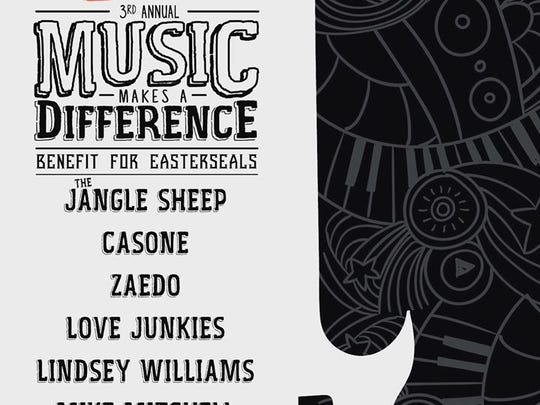 Lamascos Music Makes a Difference fundraiser is Saturday.