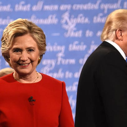 Clinton and Trump's underwhelming performances prove people don't change, Buss writes.