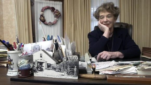 Former York County legislator, Jane Alexander, made history when she became the first woman elected to the General Assembly in the 1960s.