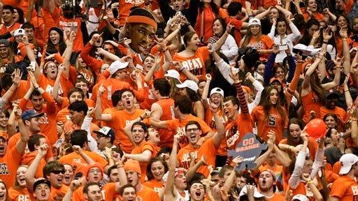 Syracuse Fans