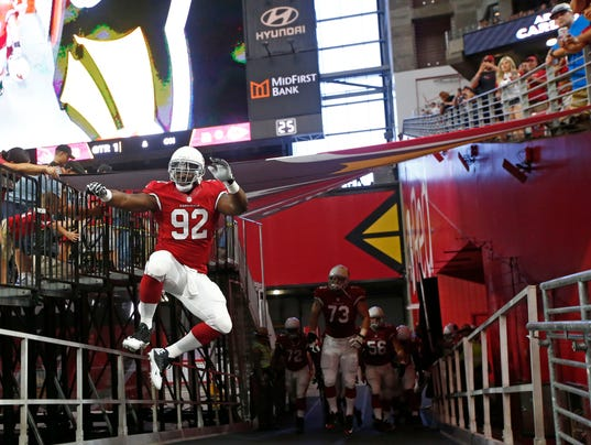 Arizona Cardinals vs. San Diego Chargers: TV, radio, stadium information