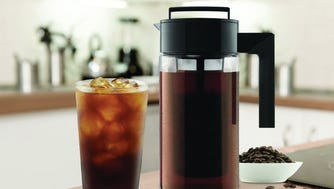 The Takeya Cold Brew Coffee Maker, Reviewed.com's favorite.