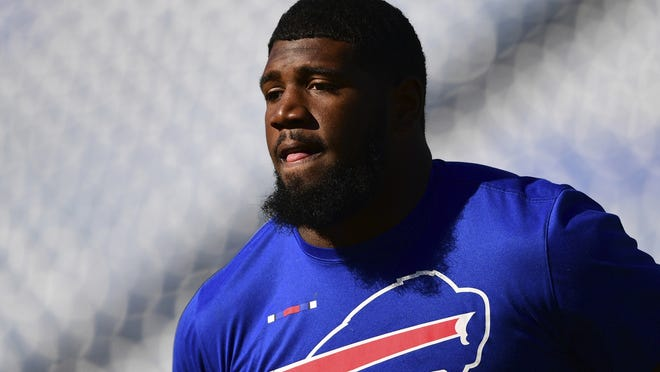 Bills defensive tackle Ed Oliver talked this week about being arrested in May and says he felt violated.