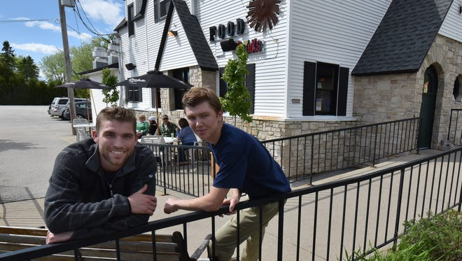 Washington Island natives and brothers Chase and Hunter Bjarnarson have purchased the former JJ's of Jacksonport and have reopened it as Island Fever Rum Bar & Grill, 6301 Wisconsin 57, Jacksonport.
