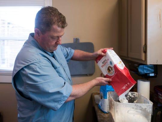 Shawn Banks of Dough 2 Door uses King Arthur Flour
