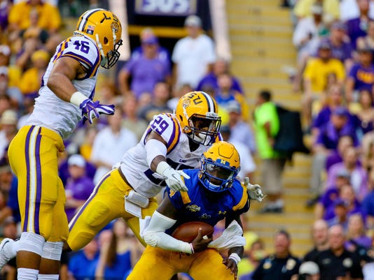 NCAA Football: McNeese State at Louisiana State
