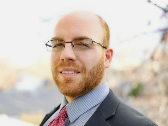 William Mantle is running for Reno mayor.