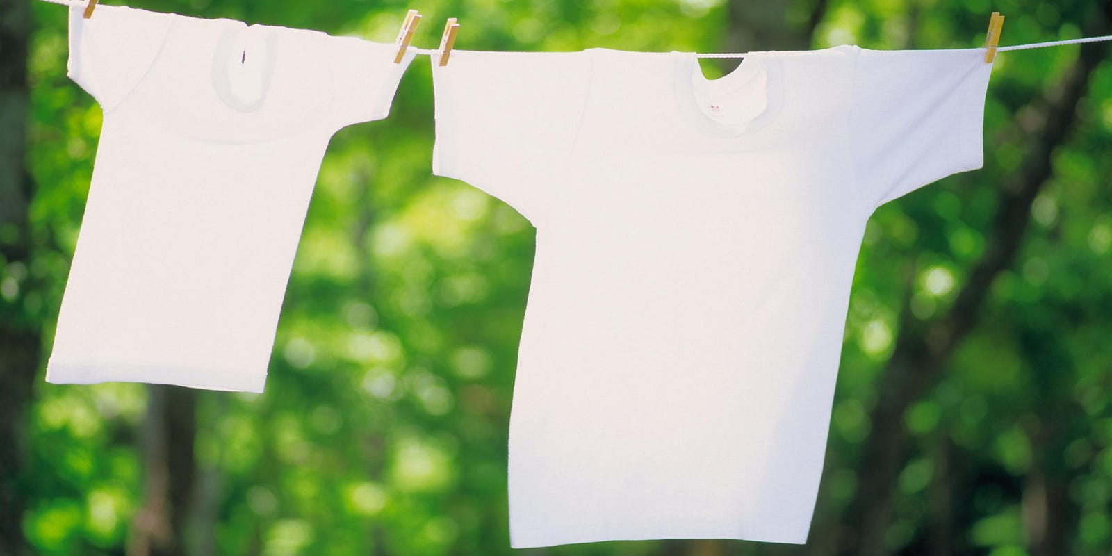 5 Tips To Keep White Clothing Looking Bright