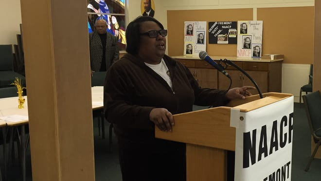 Delores Burel of Ebenezer Church of God & Christ said that if churches and local agencies can reach kids early, they can give them tools to resist the peer pressure associated with early drug and alcohol use.