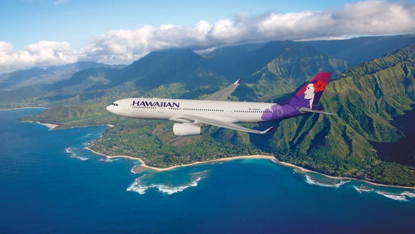 Hawaiian Airlines was the most punctual airline last