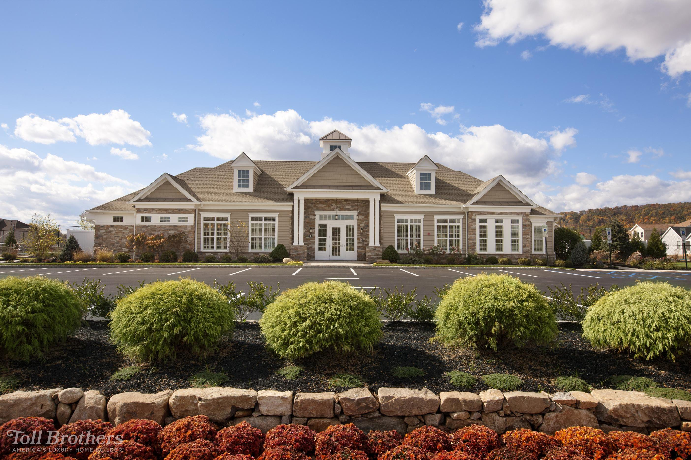 Toll brother adult community