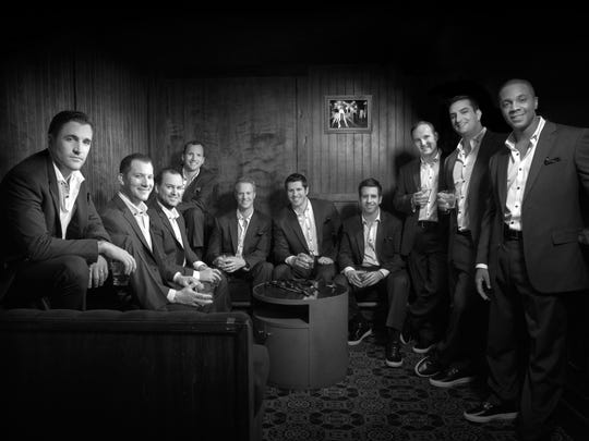 Straight No Chaser brings their smooth brand of a cappella