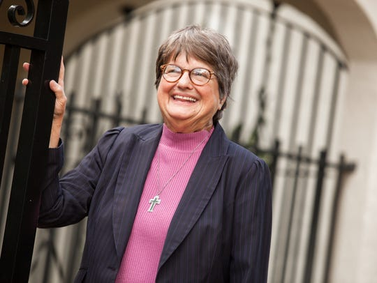 Anti-death penalty advocate Sister Helen Prejean will speak Friday, May 4, at the Basilica of St. Michael the Archangel Catholic Church.