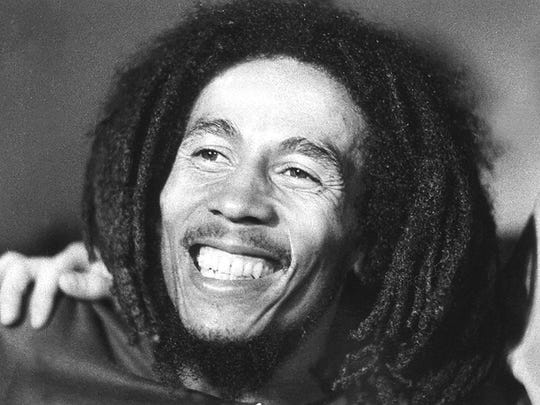 Reggae icon Bob Marley (1945-1981) will be celebrated on Feb. 6 at the Vogue.