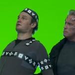 Exclusive: Behind the scenes of 'Terminator'