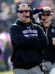 Saturday, Oct. 28: vs. Northwestern at Ryan Field in Evanston, Ill. The Wildcats went 7-6 last year, but probably should've done better with disappointing losses to Western Michigan, Illinois State and Minnesota. They did beat MSU 54-40, though.