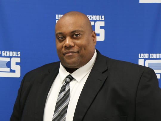 Chiles High School Principal Joseph Burgess