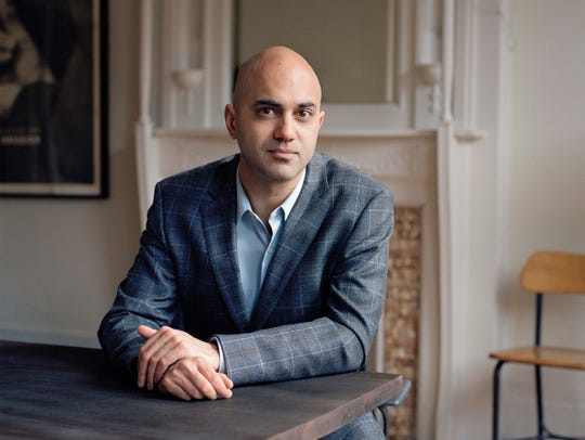 "The Milwaukee Rep is performing ""Junk"" by Brookfield Central High School graduate Ayad Akhtar during the 2018-'19 season. Akhtar won the Pulitzer Prize for his drama ""Disgraced."""