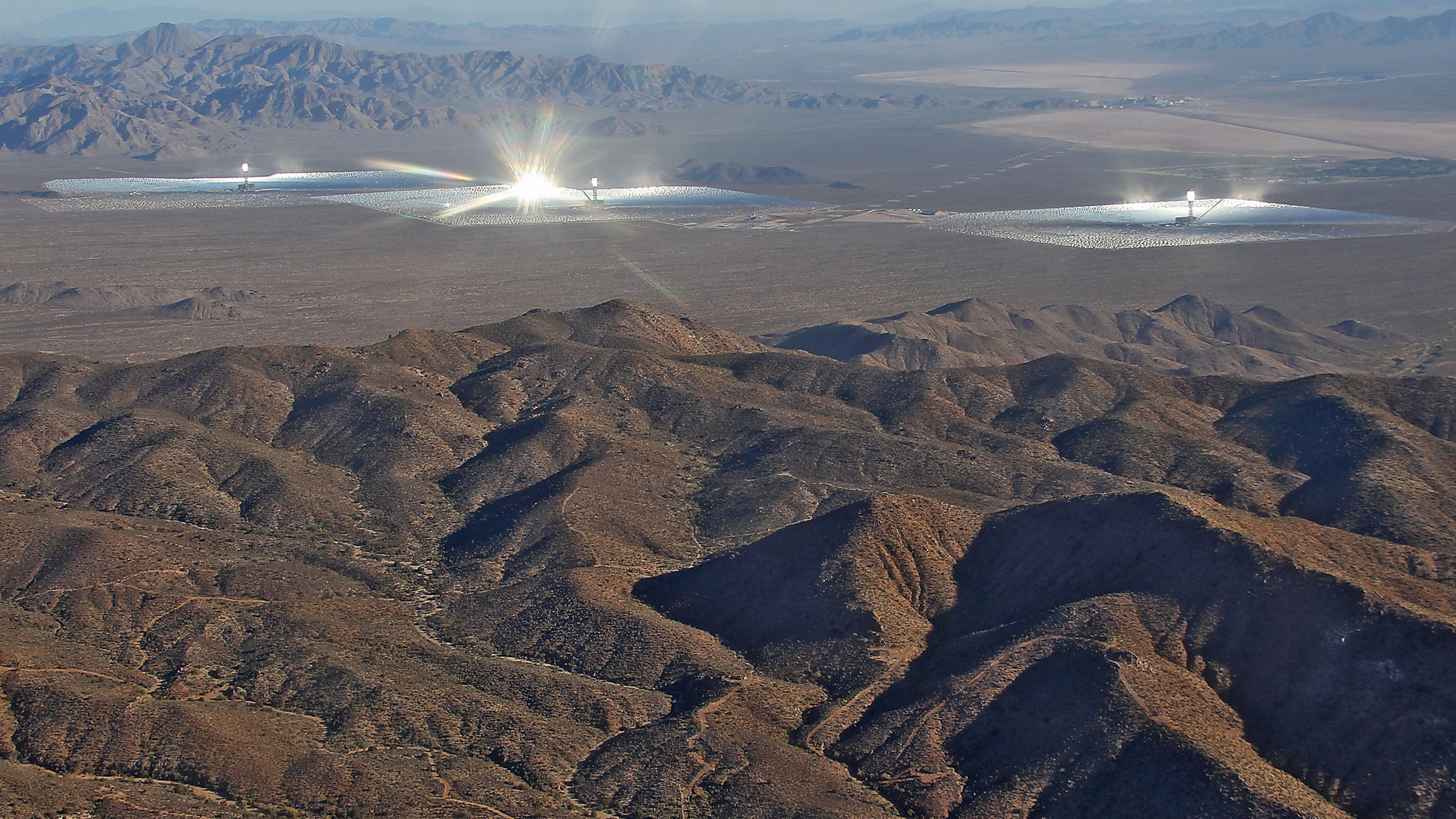 A tough road ahead for concentrated solar power