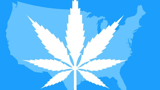 Medical marijuana is now legal in 20 states and the District of Columbia.