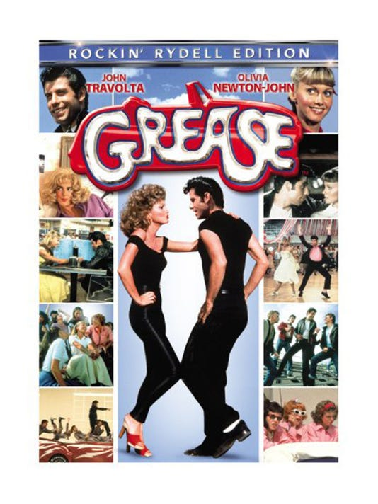 'Grease' Sing-A-Long on April 7 PHOTO CAPTION