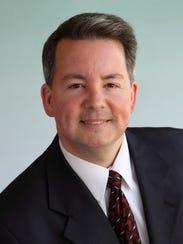 City of Salinas' Finance Director Matt Pressey