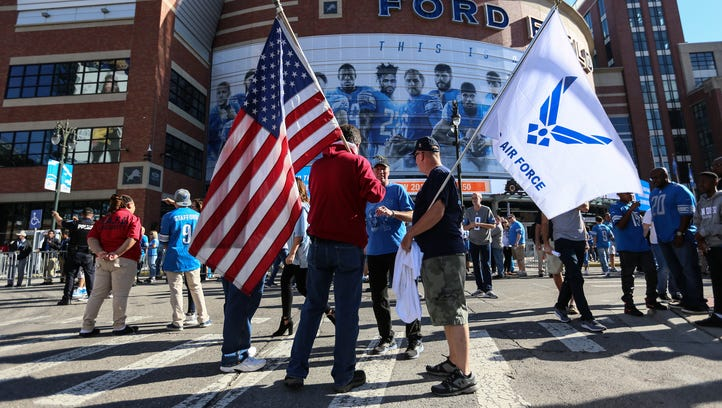 NFL protests: Anthem controversy forgets who we are, and strive to be   Stephen Henderson