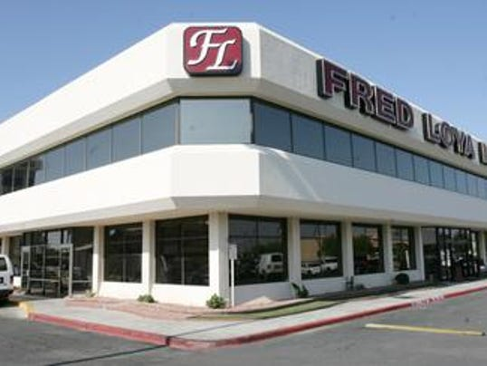the fred loya insurance headquarters is at 1800 lee trevino photo