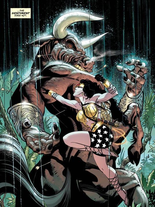 DK3 Wonder Woman
