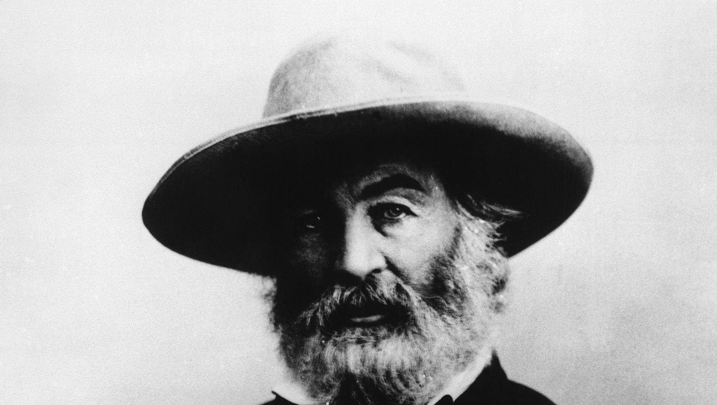 walt whitman and civil war Civil war poetry and prose has 208 ratings and 8 reviews ayne said: whitman experienced the civil war in several ways, including serving as a volunteer.