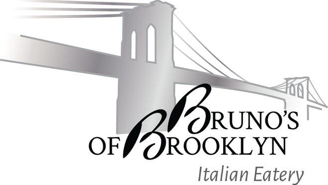 Bruno's of Brooklyn logo.