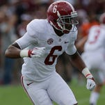 Alabama coach on leave after providing benefit to player