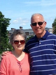 For decades, Paul and Ellen Angeron of Carmel have