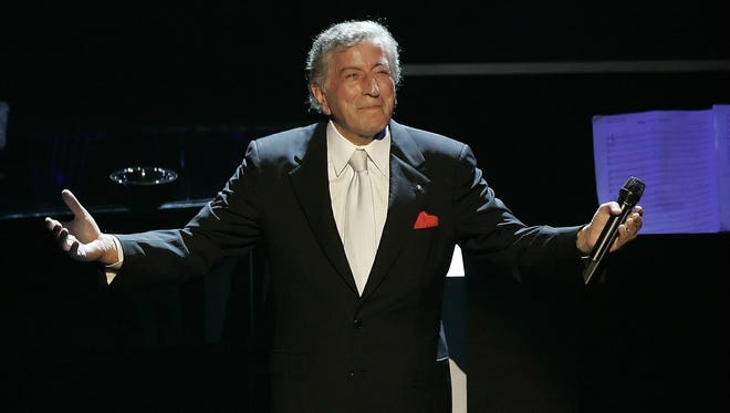Tony Bennett at the Kodak Theater in Los Angeles on Nov. 9, 2006.