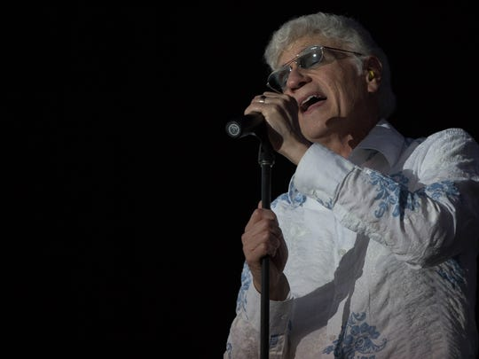 Dennis DeYoung and the Music of Styx, the headliners